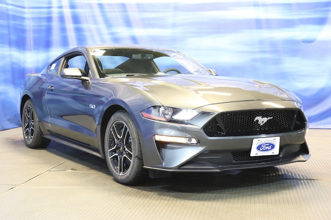 New 2019 Ford Mustang Coupe Braintree