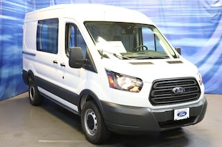 New Ford cars, trucks, and SUVs 2018 Ford Transit-250 Base w/Sliding Pass-Side Cargo Door Van for sale near you in Braintree, MA