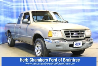 Used cars, trucks, and SUVs 2003 Ford Ranger XL Fleet Truck Super Cab for sale near you in Braintree, MA