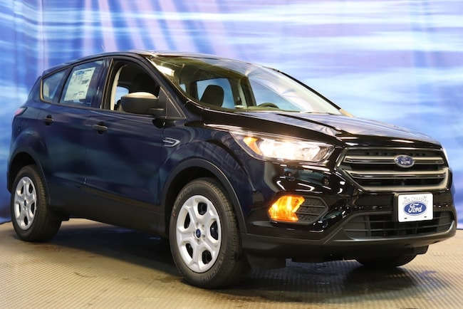 New 2018 Ford Escape S SUV Braintree