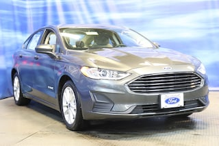 New Ford cars, trucks, and SUVs 2019 Ford Fusion Hybrid SE Sedan for sale near you in Braintree, MA