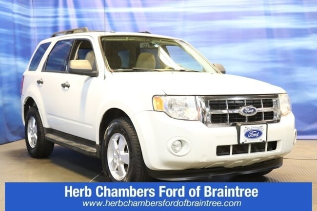 Used 2010 Ford Escape XLT SUV Braintree