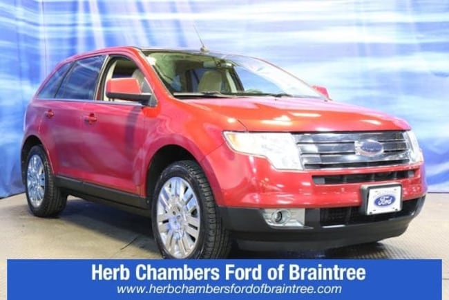 Used 2010 Ford Edge Limited SUV for sale in Boston, MA