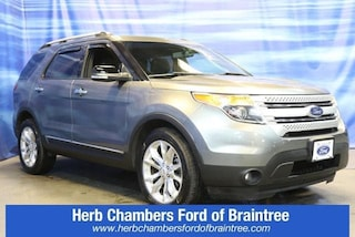 Used 2012 Ford Explorer XLT SUV A30520B for sale in Boston, MA