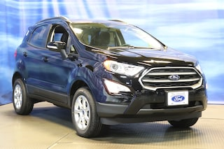 New Ford cars, trucks, and SUVs 2019 Ford EcoSport SE SUV for sale near you in Braintree, MA