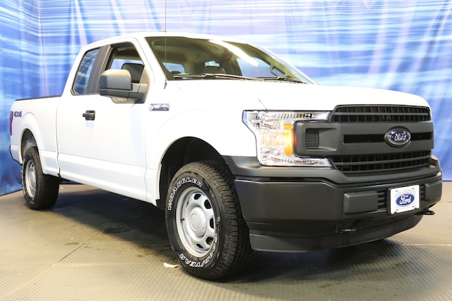 New 2018 Ford F-150 Truck SuperCab Styleside Braintree