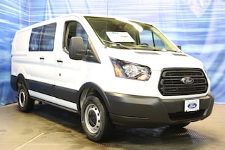 New Ford cars, trucks, and SUVs 2019 Ford Transit-250 Base w/60/40 Pass-Side Cargo Doors Van Low Roof Cargo Van for sale near you in Braintree, MA