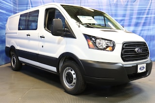 New Ford cars, trucks, and SUVs 2019 Ford Transit-150 Base w/60/40 Pass-Side Cargo Doors Van Low Roof Cargo Van for sale near you in Braintree, MA