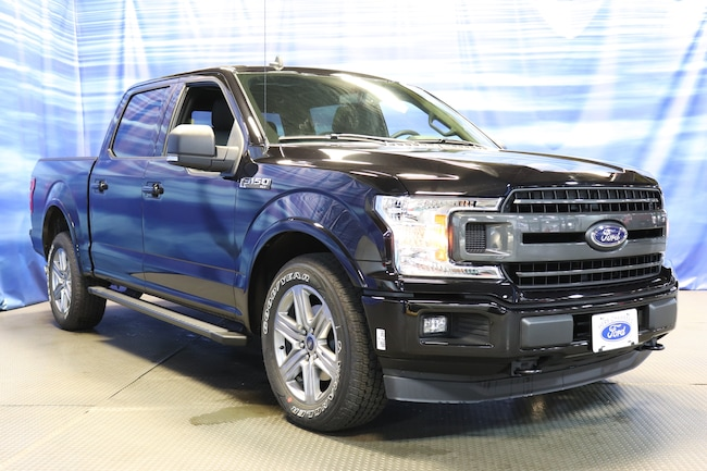 New 2019 Ford F-150 Truck SuperCrew Cab Braintree