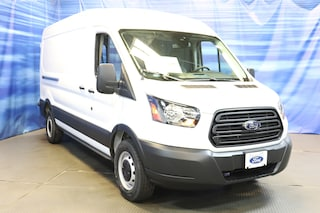 New Ford cars, trucks, and SUVs 2019 Ford Transit-250 Base w/Sliding Pass-Side Cargo Door Van Medium Roof Cargo Van for sale near you in Braintree, MA