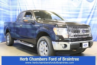 Used 2013 Ford F-150 XLT Truck SuperCab for sale in Boston, MA