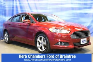 Used 2015 Ford Fusion SE Sedan 13840B for sale in Boston, MA