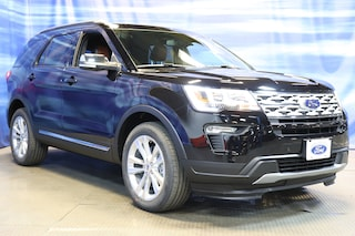 New Ford cars, trucks, and SUVs 2019 Ford Explorer XLT SUV for sale near you in Braintree, MA