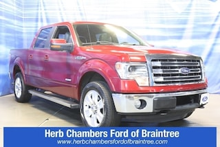 Used 2013 Ford F-150 Lariat Truck SuperCrew Cab for sale in Boston, MA