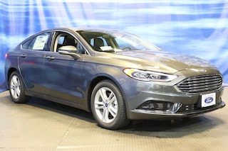 New Ford cars, trucks, and SUVs 2018 Ford Fusion SE Sedan for sale near you in Braintree, MA