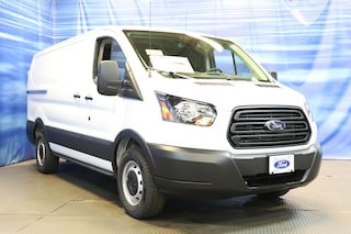 New Ford cars, trucks, and SUVs 2019 Ford Transit-150 Base w/Sliding Pass-Side Cargo Door Van Low Roof Cargo Van for sale near you in Braintree, MA