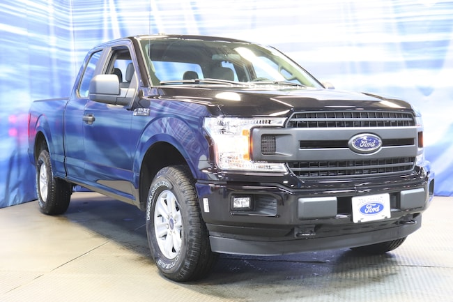 New 2019 Ford F-150 Truck SuperCab Styleside Braintree