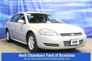 2012 Chevrolet Impala LS Retail Sedan