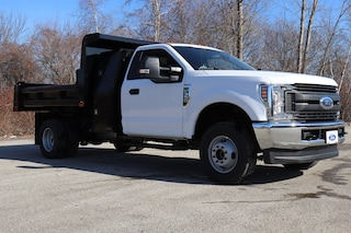 New Ford cars, trucks, and SUVs 2019 Ford F-350 Chassis Truck Regular Cab for sale near you in Braintree, MA