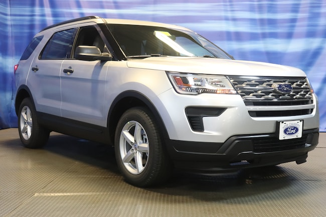 New Ford 2019 Ford Explorer Base SUV for sale in Boston, MA