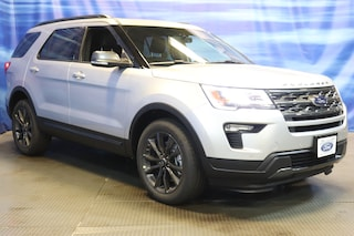 New 2018 Ford Explorer XLT SUV 14138 in Boston, MA