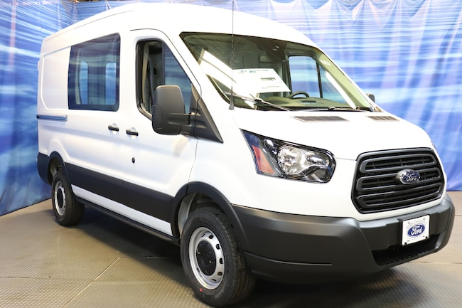 New 2019 Ford Transit-250 XL Van Medium Roof Cargo Van for sale in Westborough MA