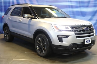New 2018 Ford Explorer XLT SUV 14221 in Boston, MA