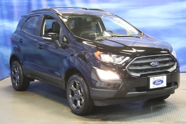 New 2018 Ford EcoSport SES SUV Braintree