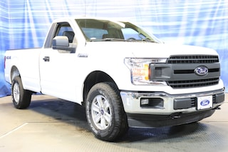 New Ford cars, trucks, and SUVs 2018 Ford F-150 XL Truck Regular Cab for sale near you in Westborough, MA