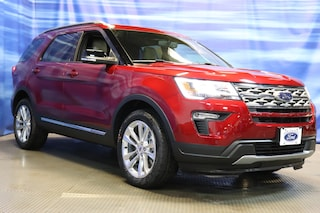 New 2018 Ford Explorer XLT SUV 13862 in Boston, MA
