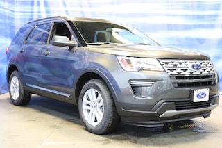 New Ford vehicles 2019 Ford Explorer XLT SUV for sale near you in Braintree, MA
