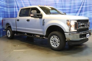 New Ford vehicles 2019 Ford F-250 XLT Truck Crew Cab for sale near you in Braintree, MA