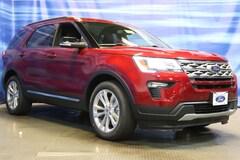 New 2018 Ford Explorer XLT SUV Boston, MA