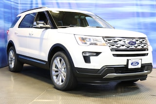 New 2019 Ford Explorer XLT SUV for sale near you in Braintree, MA