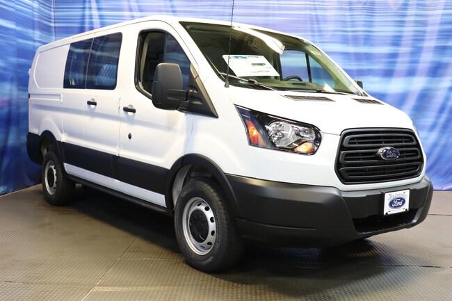 New 2019 Ford Transit-250 XL Van Low Roof Cargo Van for sale in Westborough MA