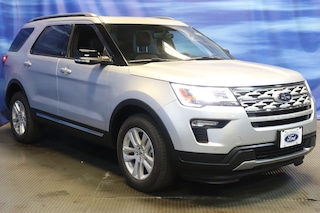 New 2018 Ford Explorer XLT SUV for sale near you in Braintree, MA