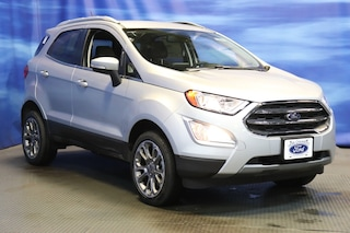 New Ford vehicles 2018 Ford EcoSport Titanium SUV for sale near you in Braintree, MA