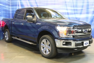New 2018 Ford F-150 XLT Truck SuperCrew Cab for sale near you in Braintree, MA