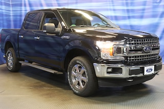 New Ford vehicles 2018 Ford F-150 XLT Truck SuperCrew Cab for sale near you in Braintree, MA