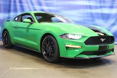 New 2019 Ford Mustang Ecoboost Deluxe Coupe Boston, MA