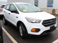 New 2018 Ford Escape S Sport Utility Boston, MA