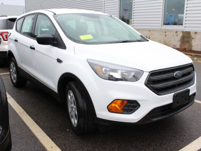 New 2018 Ford Escape S Sport Utility for sale in Westborough MA