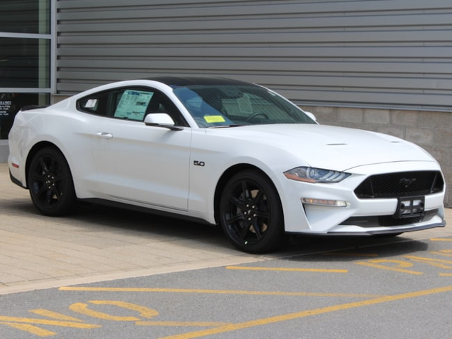 New 2019 Ford Mustang GT Premium Car for sale in Westborough MA
