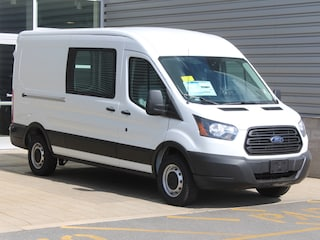 New 2019 Ford Transit-150 Base w/Sliding Pass-Side Cargo Door Full-size Cargo Van for sale near you in Braintree, MA