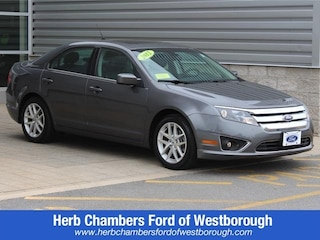 Used cars, trucks, and SUVs 2012 Ford Fusion SEL Sedan for sale near you in Westborough, MA