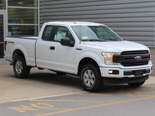 New 2019 Ford F-150 XL Extended Cab Pickup for sale in Westborough MA