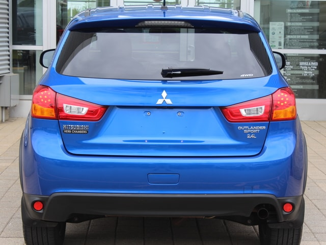 Used 2016 Mitsubishi Outlander Sport For Sale in Westborough,MA