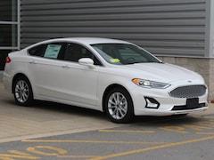New 2019 Ford Fusion Energi Titanium Car Boston, MA