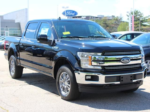 New 2018 Ford F-150 Crew Cab Pickup for sale in Westborough MA