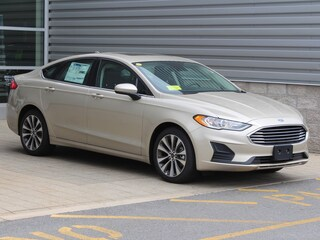 New 2019 Ford Fusion SE Car for sale near you in Braintree, MA
